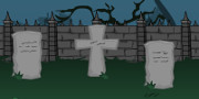 Amazing Escape Grave Yard game