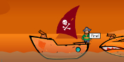 Awesome Pirates jeu