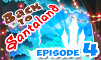 Back to Santaland: Snow in Paradise game
