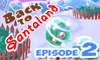 Back to Santaland: Winter Holidays game