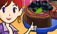 Berry Cheesecake: Saras Cooking Class game