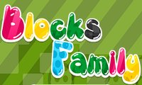Blocks Family game