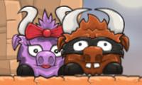 Brave Bull game
