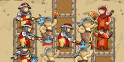 Crusader Defence: Level Pack II game