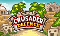 Crusader Defense game
