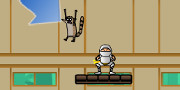 Escape From Ninja Dojo Regular Show Spiel
