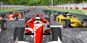 Formula X Speed 3D game