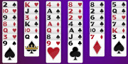 Freecell Solitaire Spiel