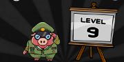 Kamikaze-Schweine Spiel