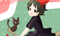 Kikis Delivery Service game