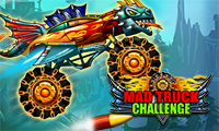 Mad Truck Challenge game