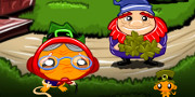 Monkey Go Happy Leprechauns Spiel