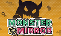 Monster Mirror game