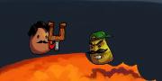 Mustache Attack game
