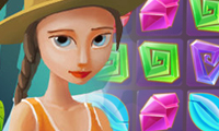 Mysterious Jewels game