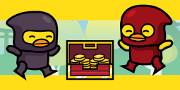 Ninja Duck Adventure game
