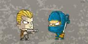 Ninja Mafia Siege 3 game