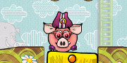 Piggy Wiggy 3: Nuts game