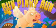 Run Pinky Run game