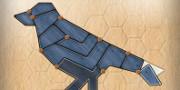 Shape Fold Animals Spiel