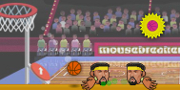 Sports Heads Basketball game
