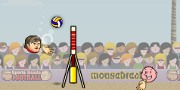 Sport Heads: Volleyball jeu