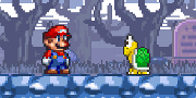 Super Mario Bros 2: Ghost Island jeu