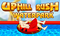 Uphill Rush 7: Waterpark game
