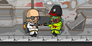 Zombie cops of London game