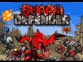 Swarm Defender walkthrough video jeu